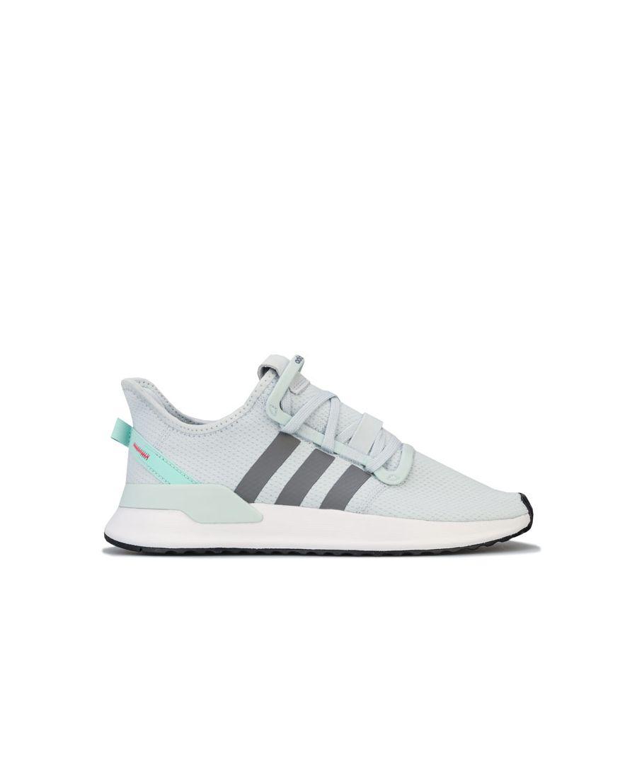 Image for Men's adidas Originals U_Path Run Trainers in Light Blue