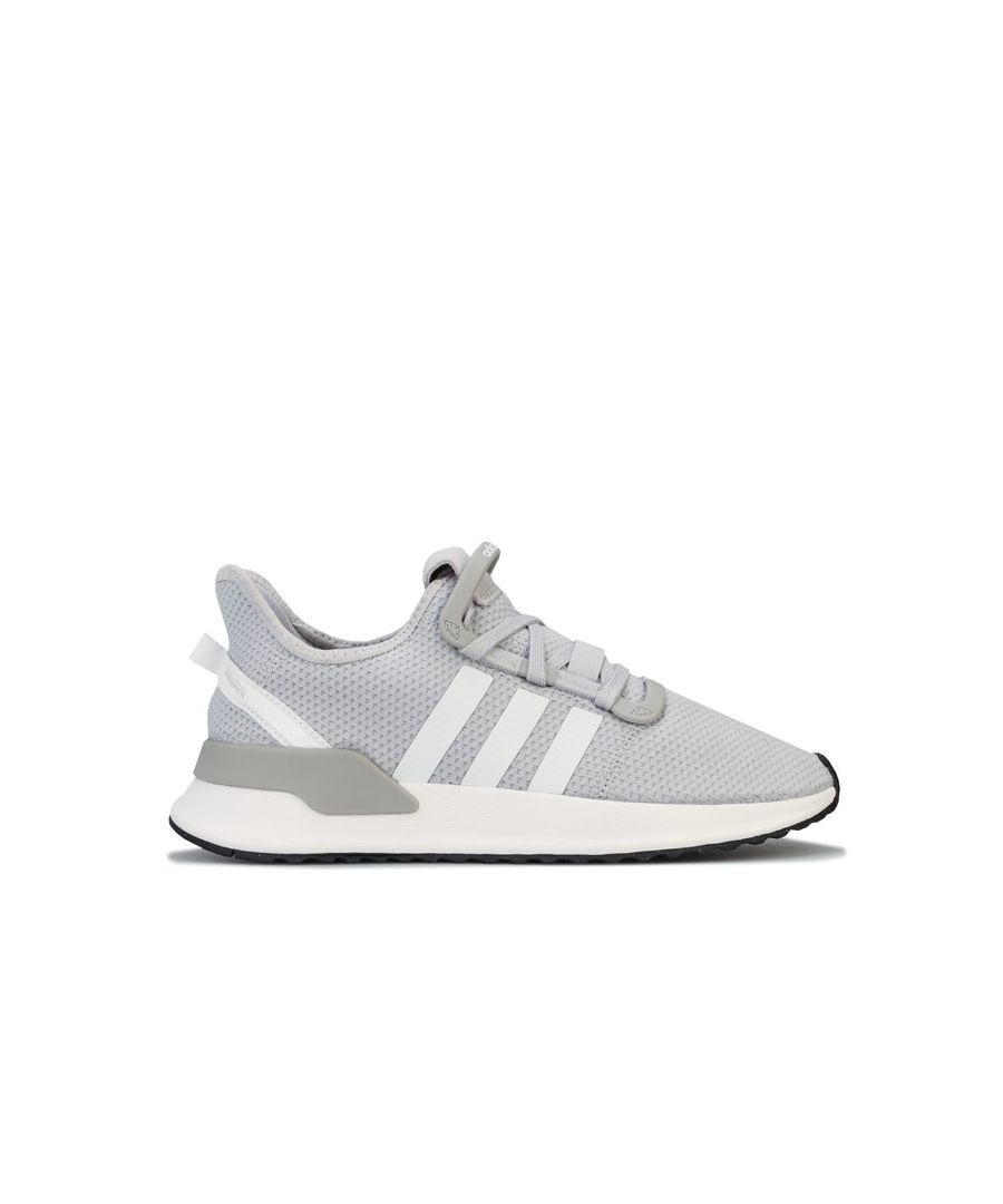 Image for Women's adidas Originals U Path Run Trainers in Light Grey
