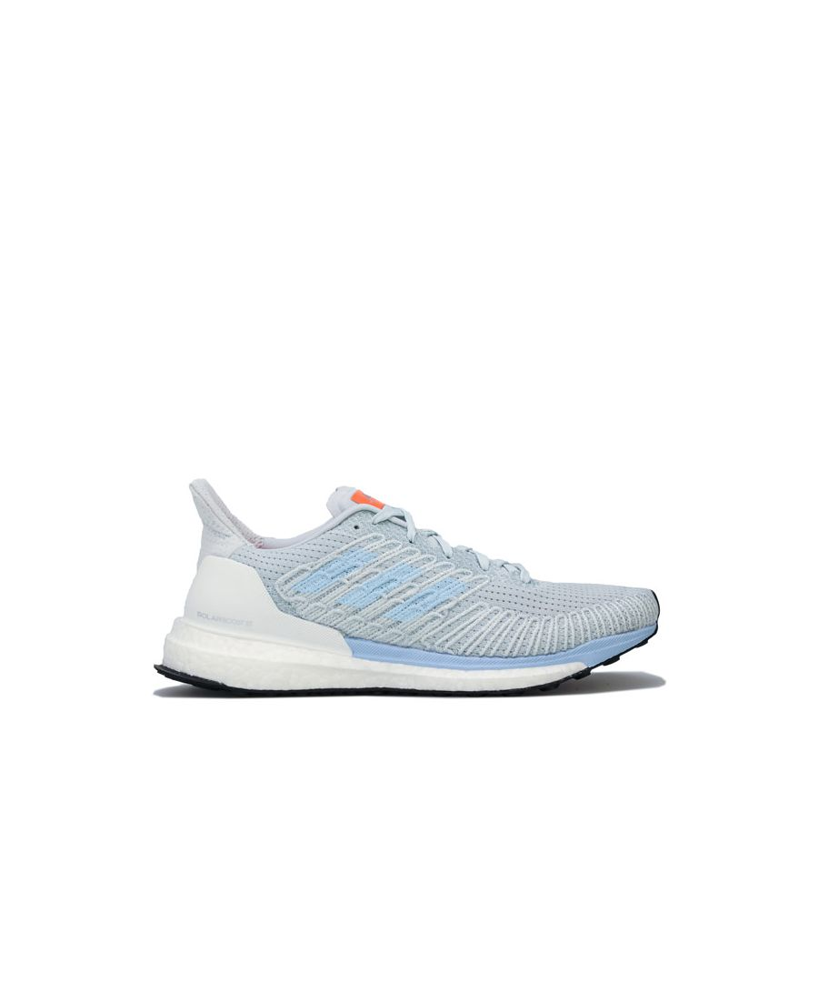 Image for Women's adidas Solar Boost ST 19 Running Shoes in Light Blue