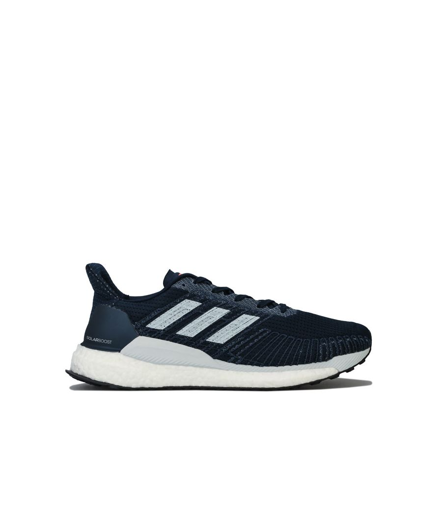 Image for Men's adidas Solar Boost 19 Running Shoes. in Navy