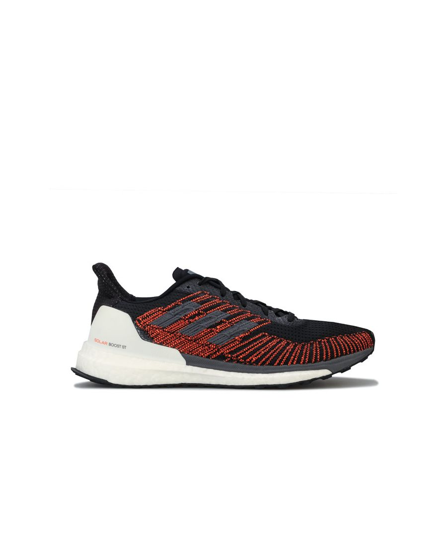 Image for Men's adidas Solar Boost ST 19 Trainers in Black
