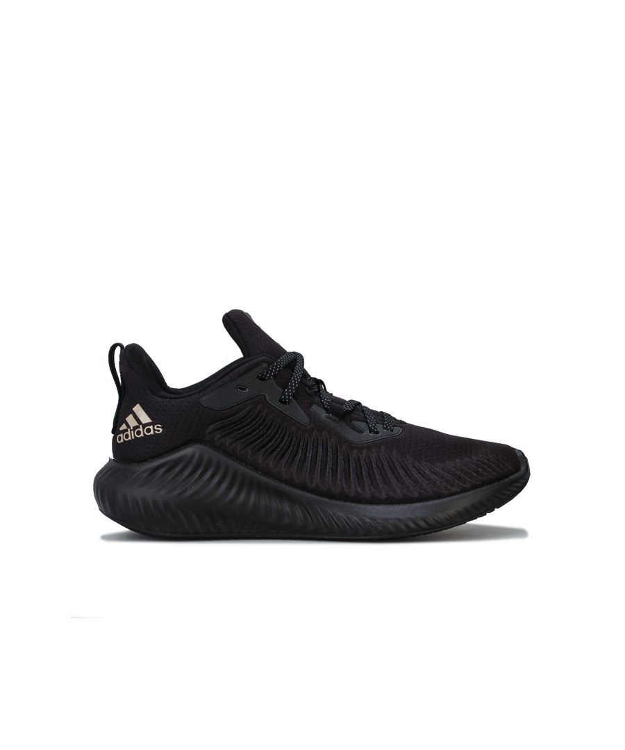 Image for Women's adidas alphabounce Plus Run Running Shoes in Black
