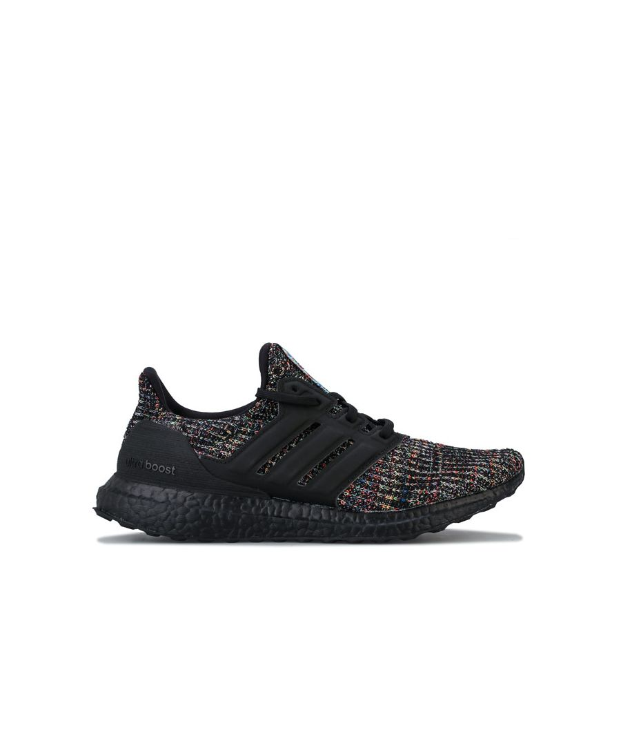 Image for Men's adidas Ultra Boost Trainers in Black