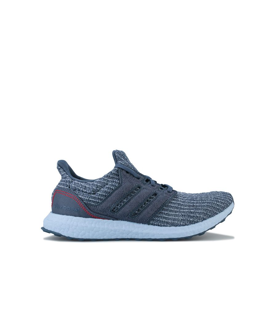 Image for Men's adidas Ultra Boost Trainers in Blue