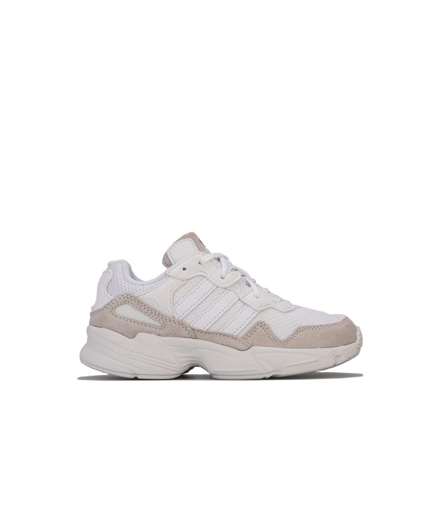Image for Boy's adidas Originals Children YUNG-96 Trainers in White