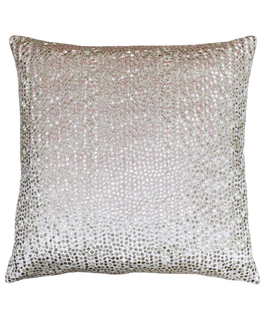 Image for Galaxy 50X50 Poly Cushion Blush