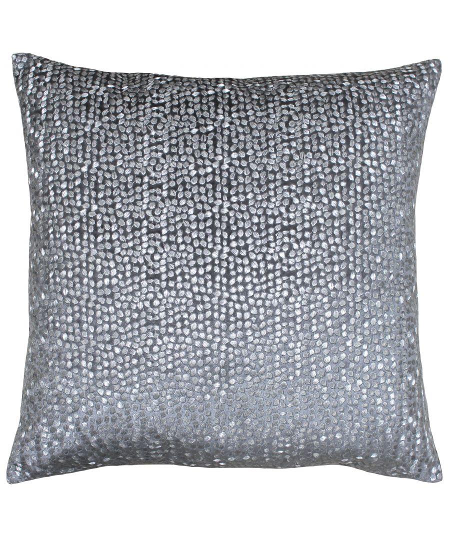 Image for Galaxy 50X50 Poly Cushion Grey
