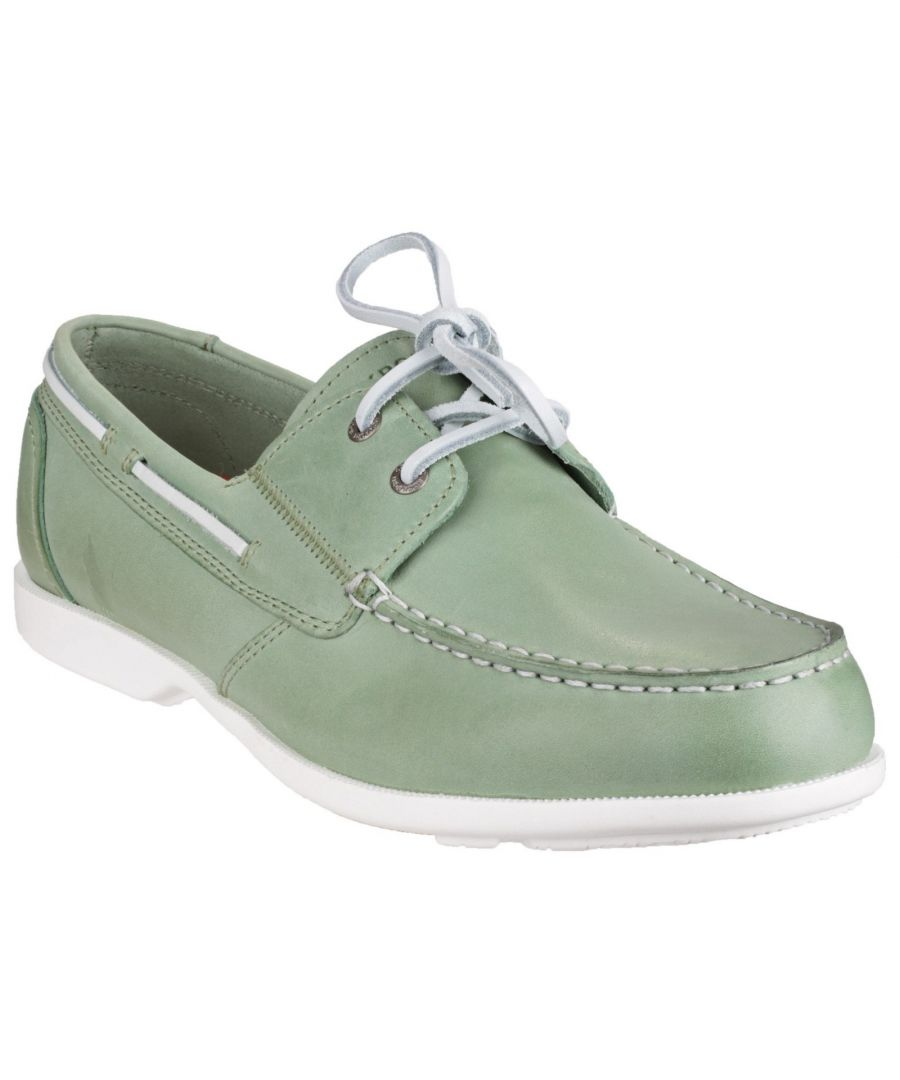 Image for Summer Sea 2 Eye Boat Shoe