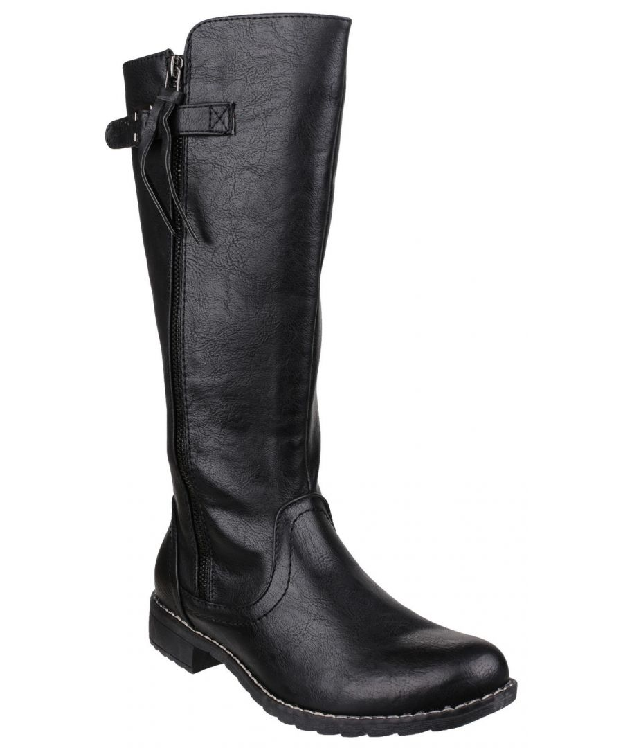 Image for Bari Zip Up Boot