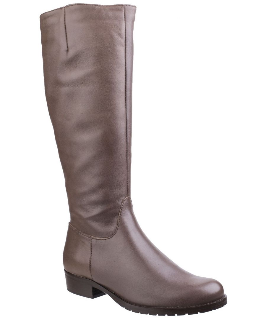Image for Vicenza Ladies Leather Tall Boot