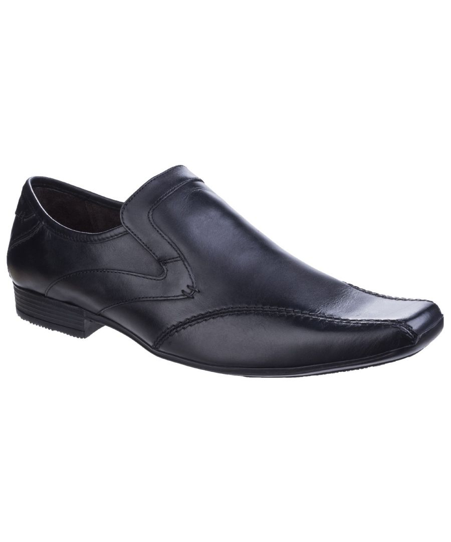 Image for Sphere Excel Waxy Slip on Loafer Shoe