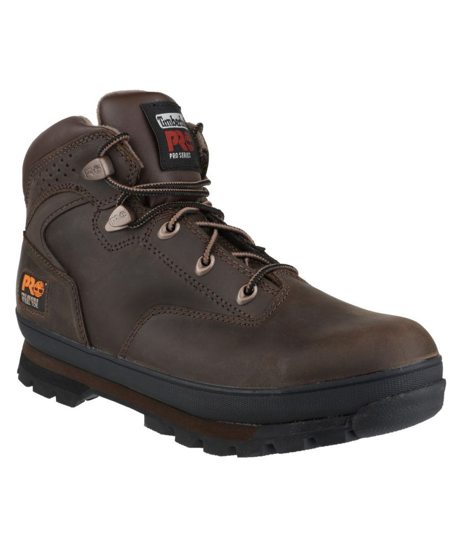 Image for Euro Hiker Lace-up Safety Boot