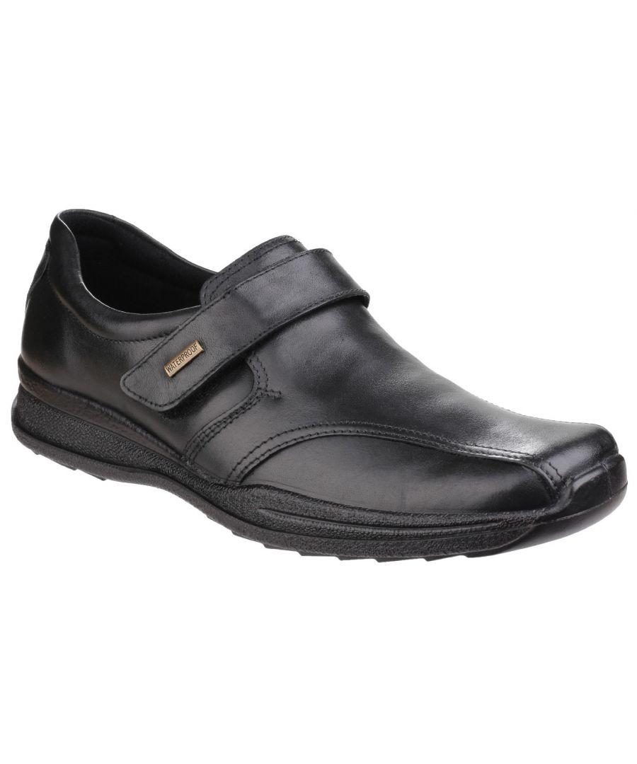 Image for Birdlip Waterproof Touch Fastening Shoe