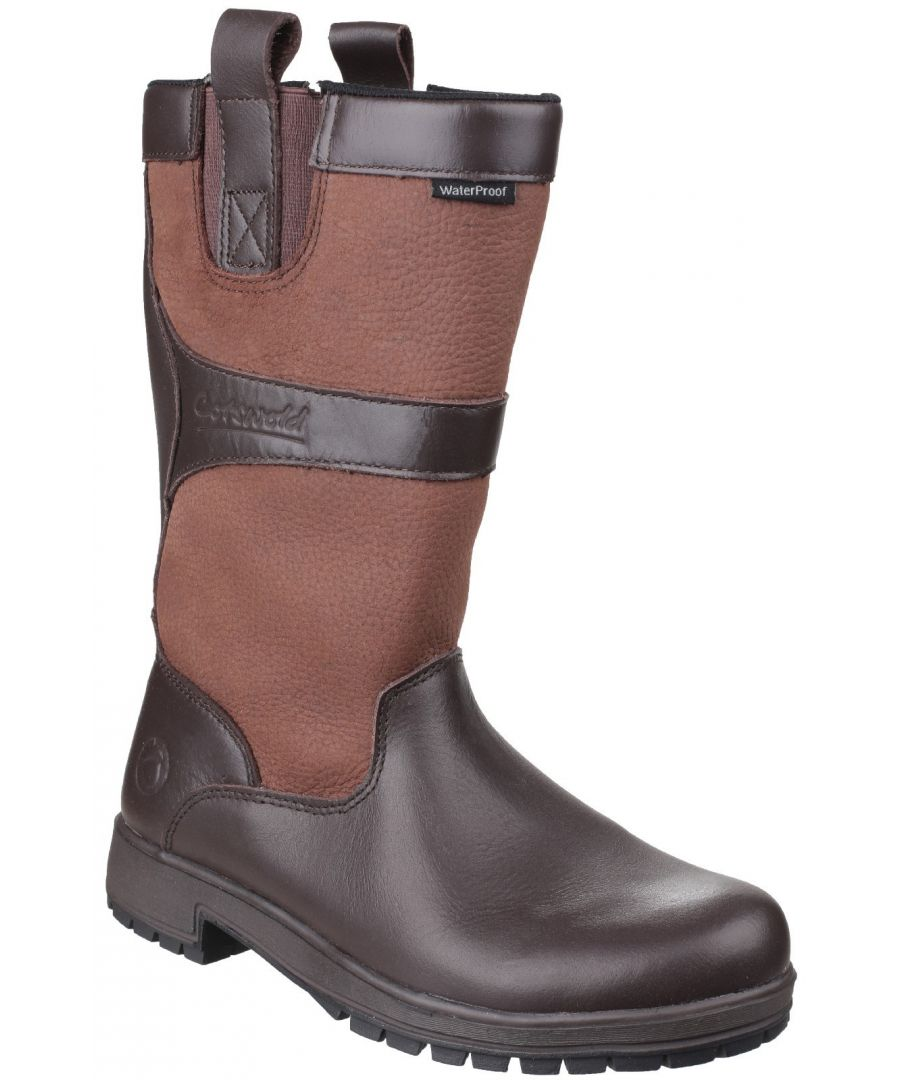 Image for Ascot Waterproof Pull On Wellington Boot