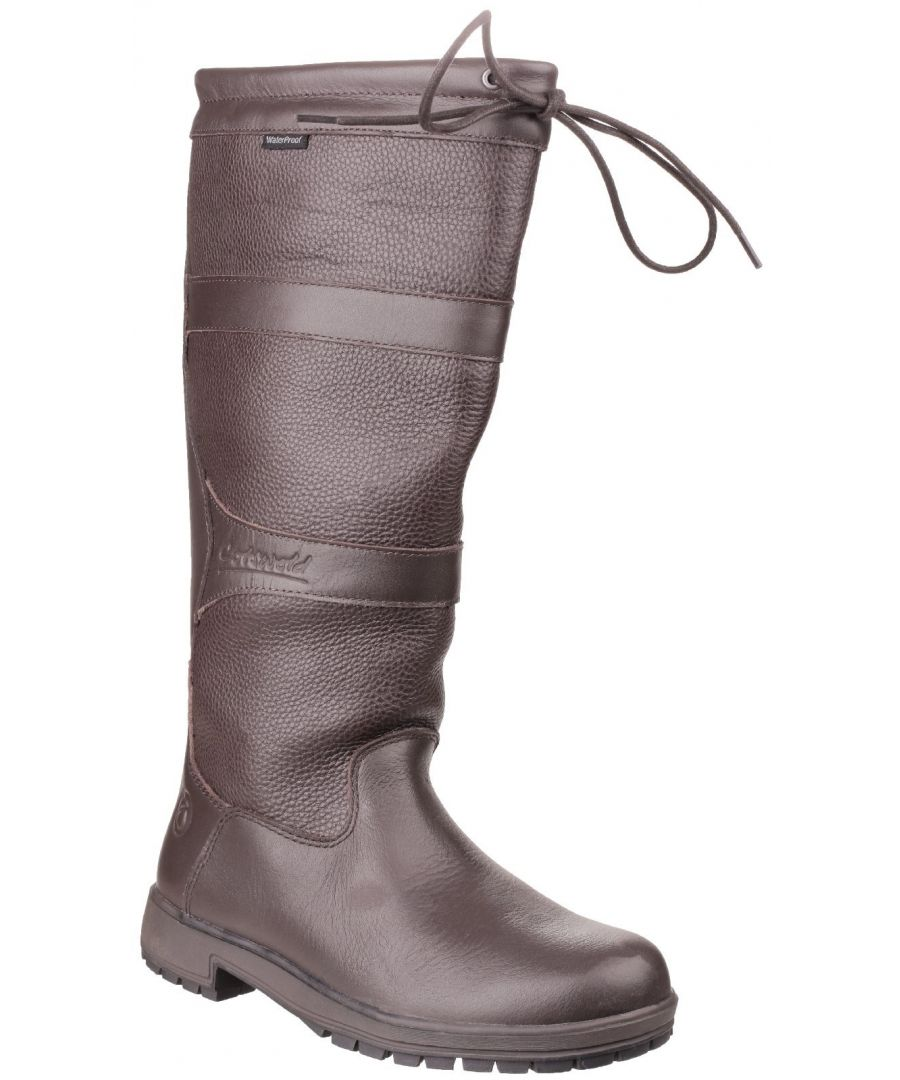 Image for Beaumont Waterproof Pull On Wellington Boot