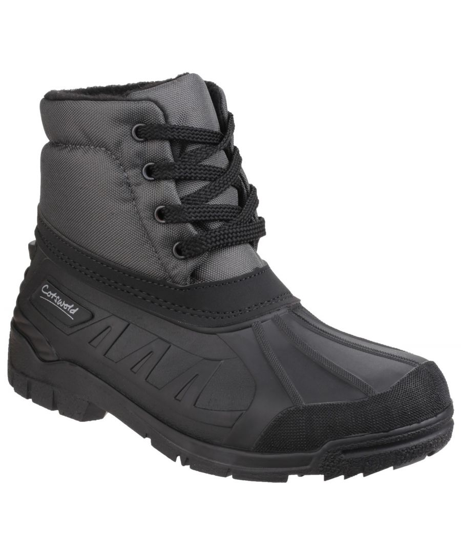 Image for Leoni Lace Up Canadian Boot