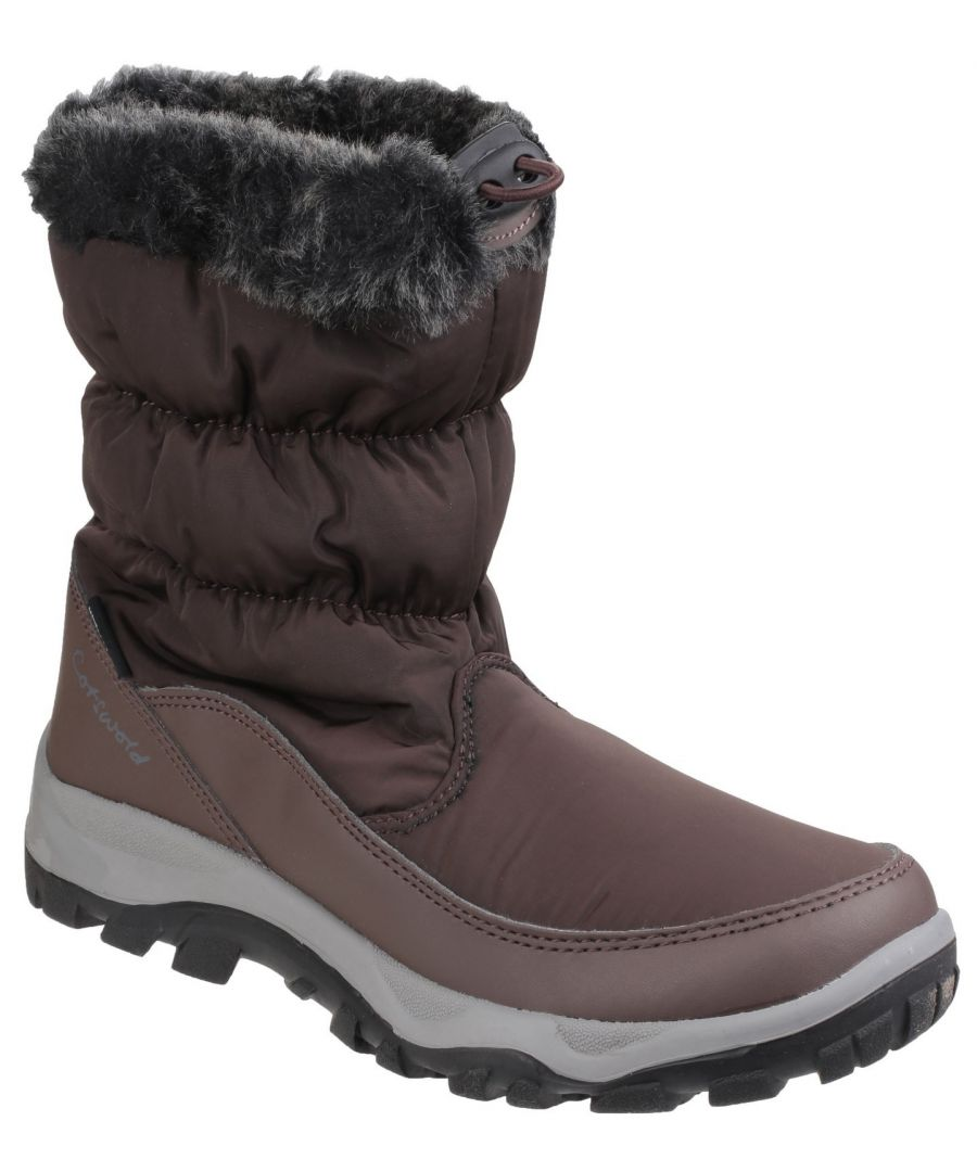 Image for Frost Waterproof Pull On Snow Boot
