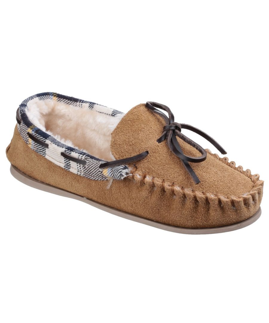Image for Kilkenny Slip on Moccasin Slipper