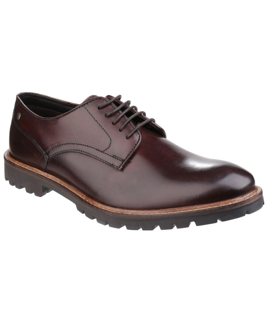 Image for Barrage Lace up Derby Shoe