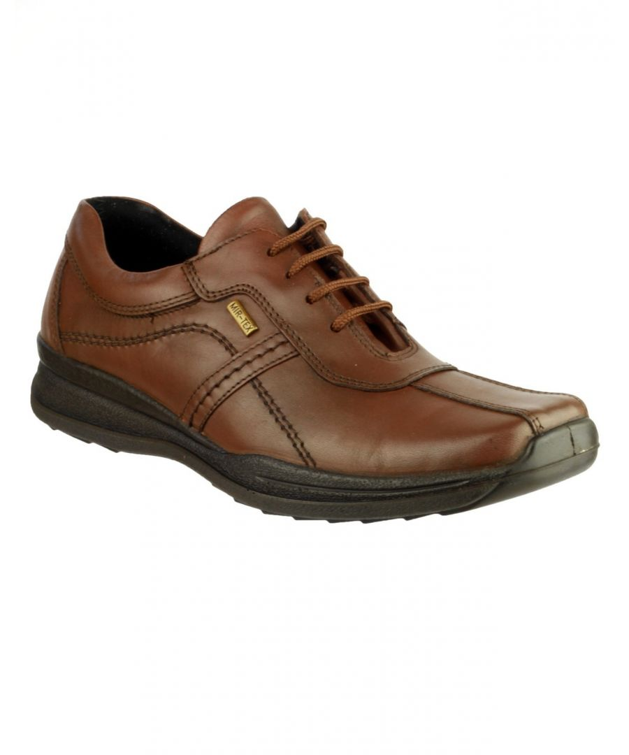 Image for Cam Lace Up Shoe