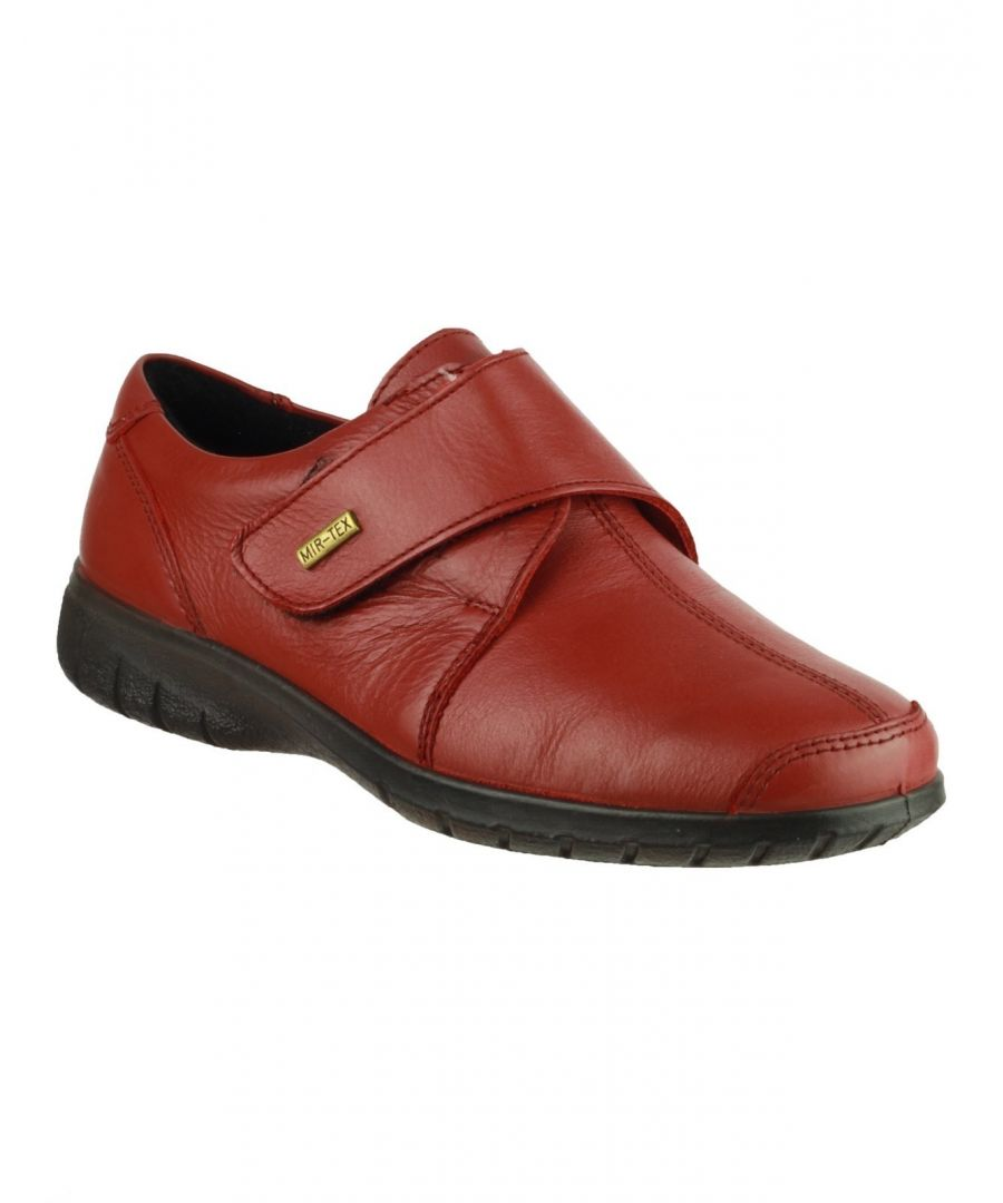 Image for Cranham Touch Fastening Shoe