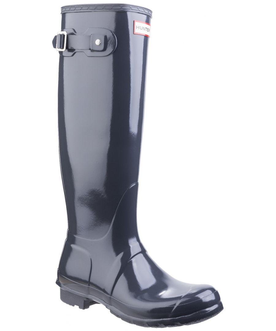 Image for Original Tall Gloss Wellington Boots