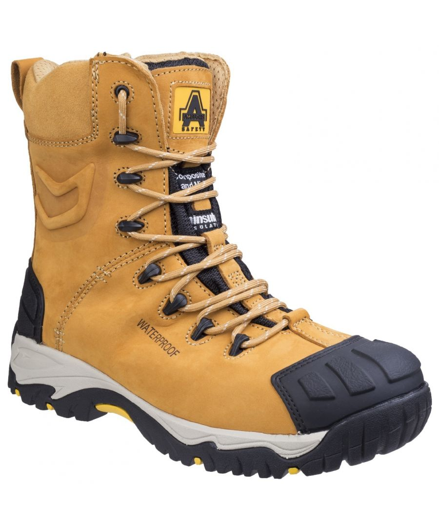 Image for FS998 Waterproof Lace up Safety Boot