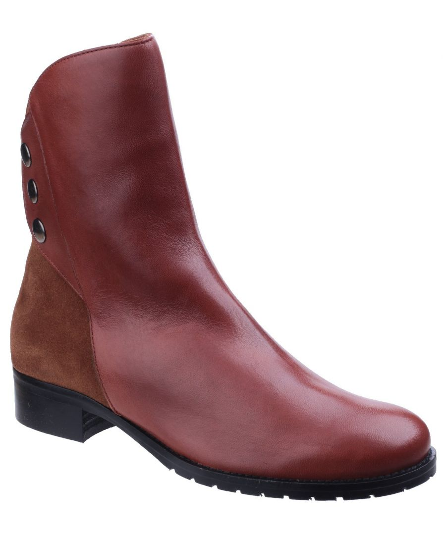 Image for Buttons Ankle Boot