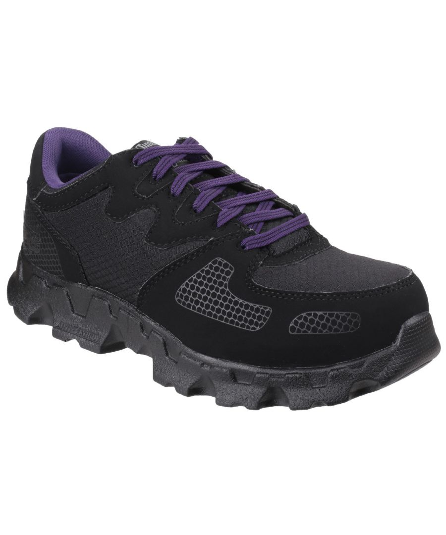 Image for Powertrain Low Lace-up Safety Shoe