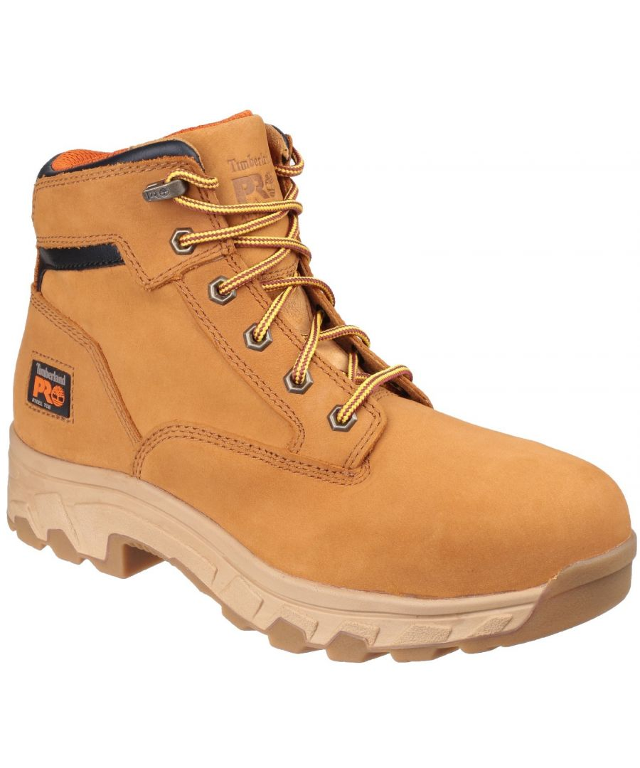 Image for Workstead Lace-up Safety Boot