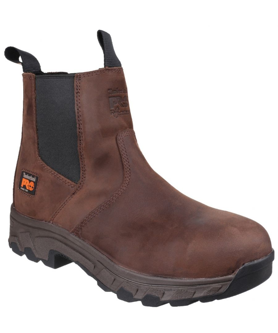 Image for Workstead Water Resistant Pull on Dealer Safety Boot