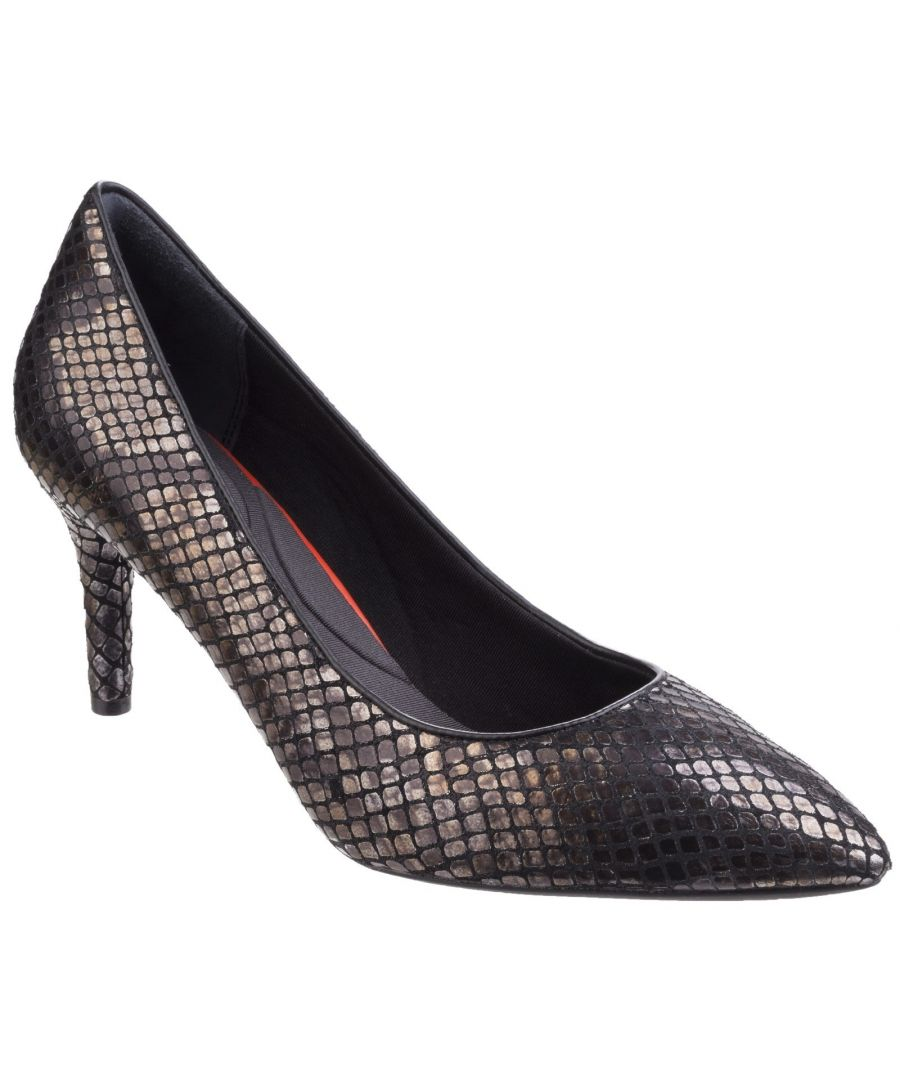 Image for Total Motion Point Toe Stiletto Shoe