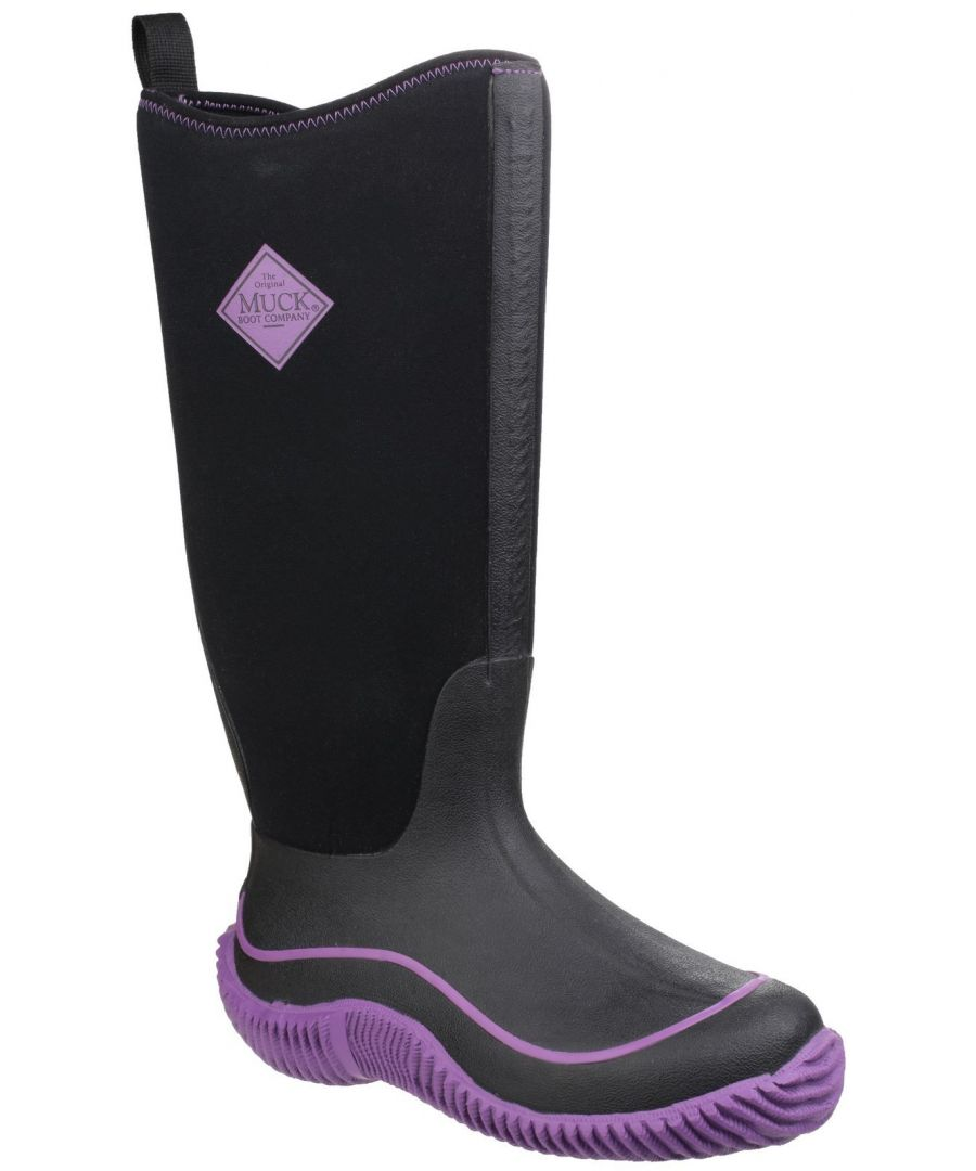 Image for Hale Pull On Wellington Boot