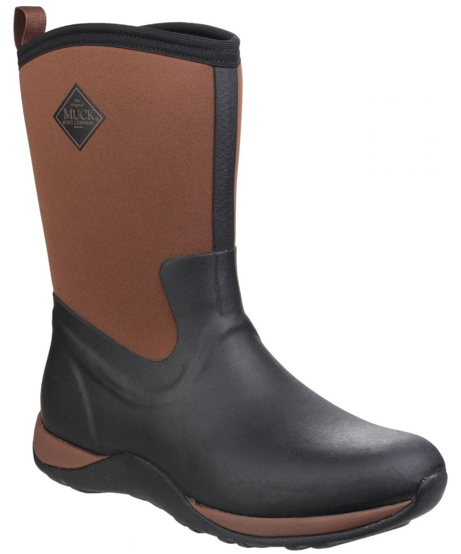 Image for Arctic Weekend Pull On Wellington Boot