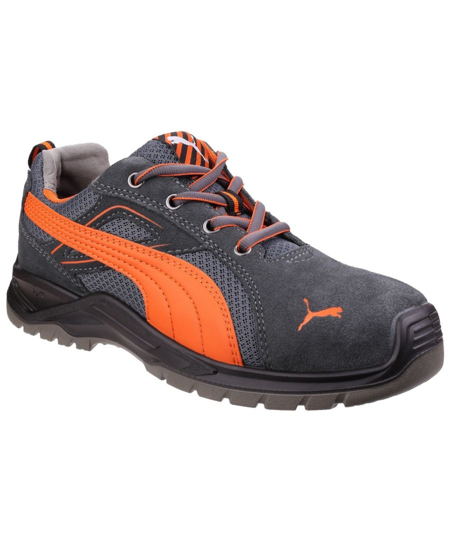 Image for Omni Flash Low Lace up Safety Trainer