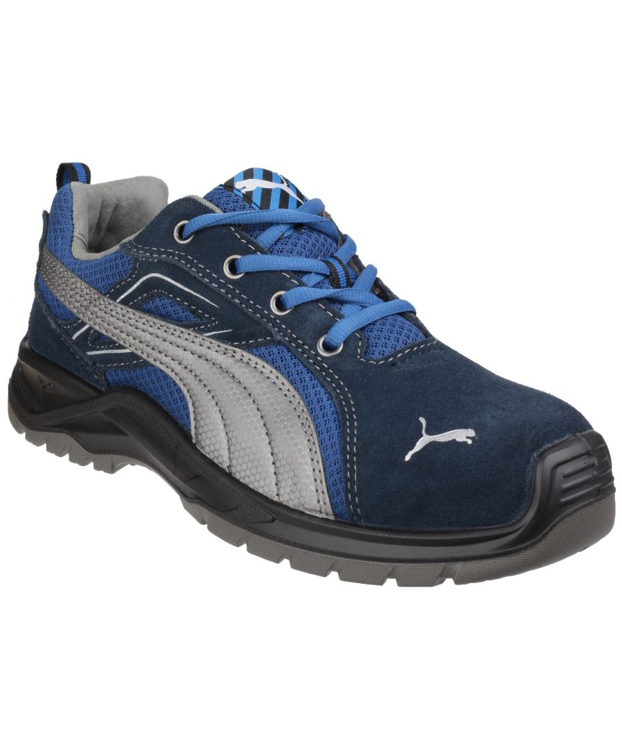 Image for Omni Sky Low Lace up Safety Shoe