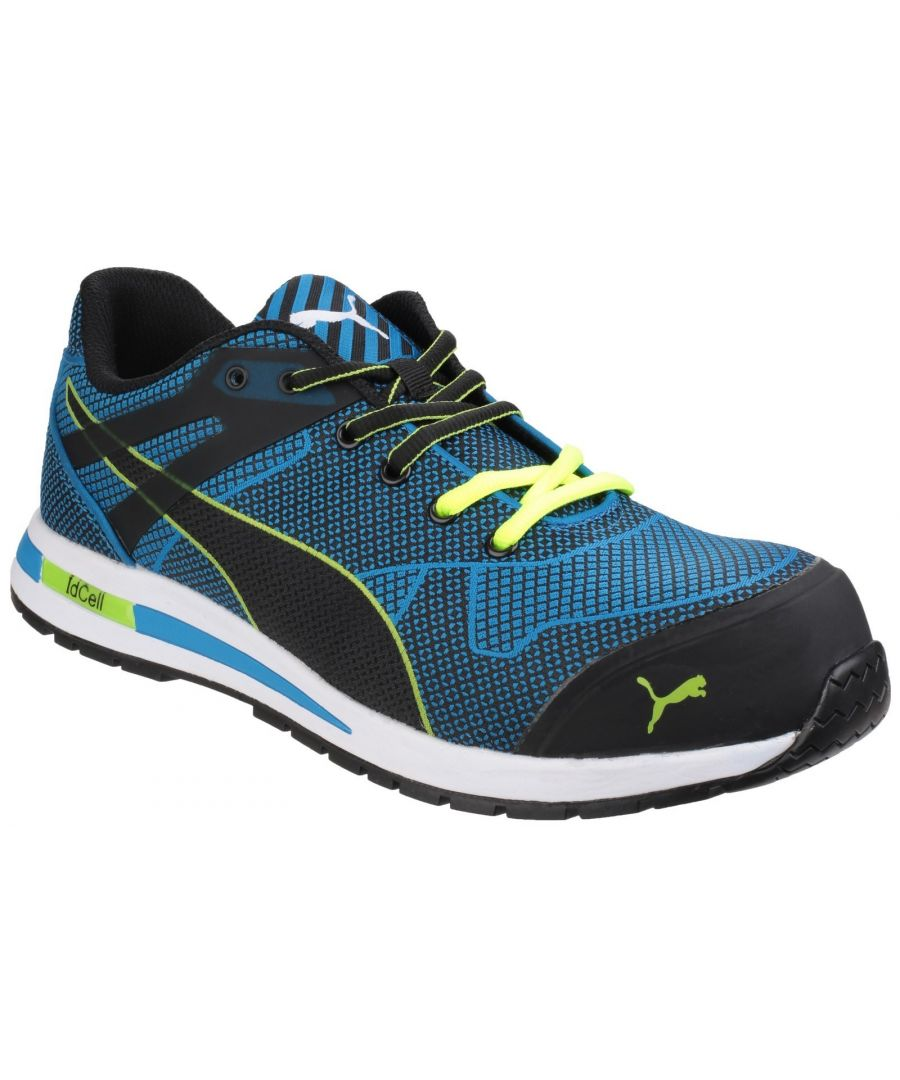 Image for Blaze Knit Low Lace up Safety Shoe