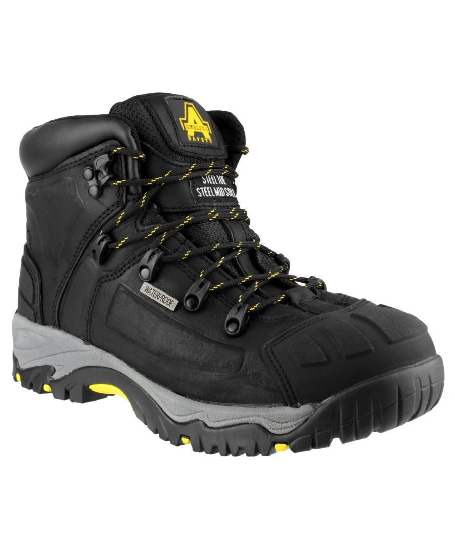 Image for FS32 Waterproof Safety Boot