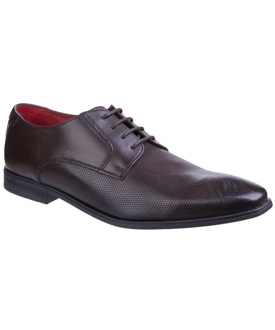 Image for Charles Waxy Lace Up Derby Shoe