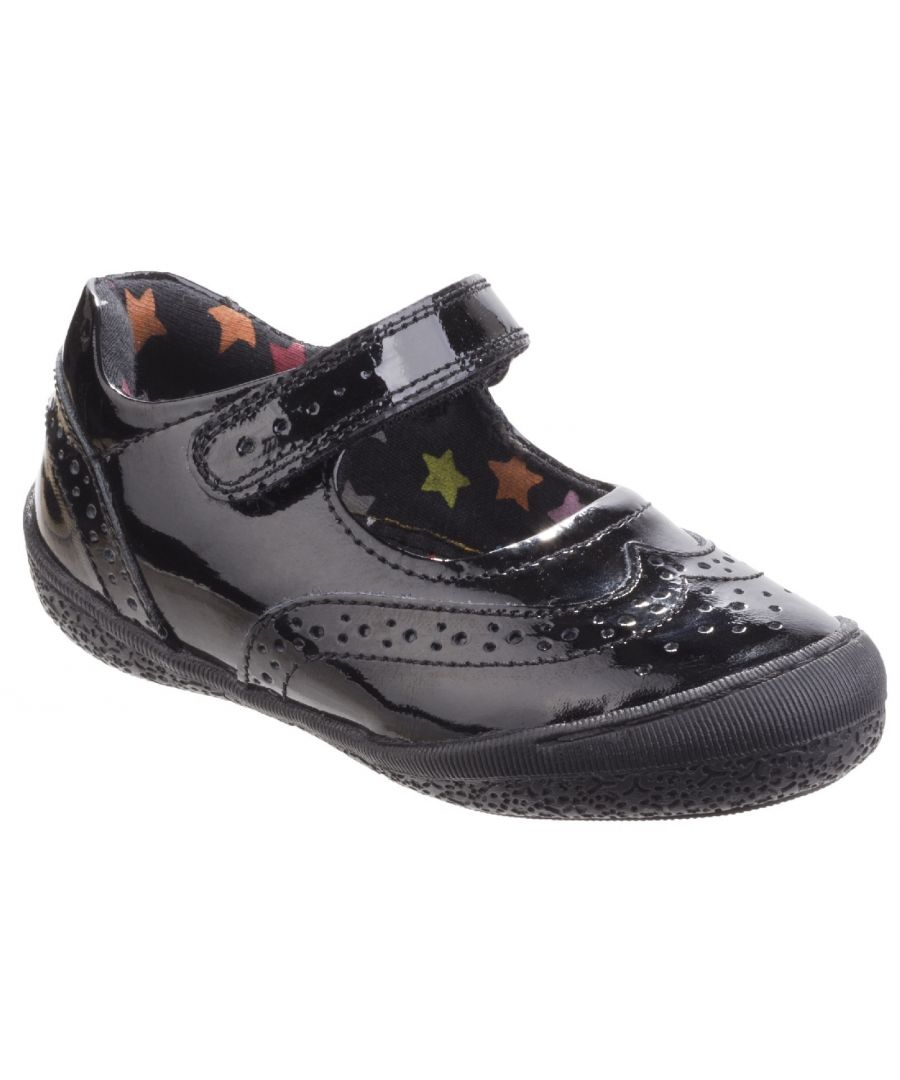 Image for Rina Infant School Shoe