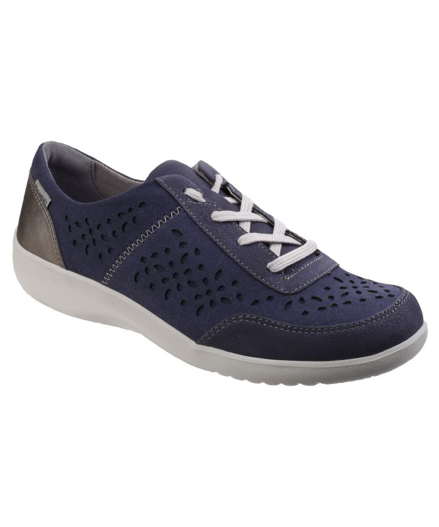 Image for Emalyn Lace Up Trainer