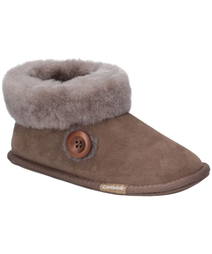 Image for Wotton Sheepskin Bootie