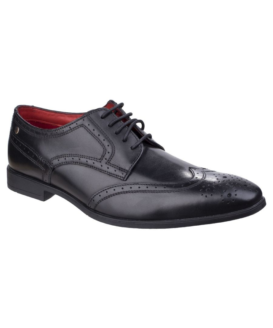 Image for Crown Waxy Brogue