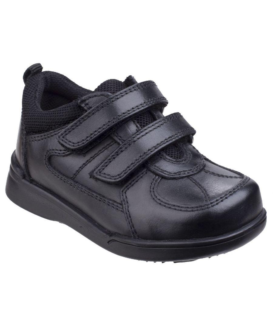 Image for Liam School Shoe
