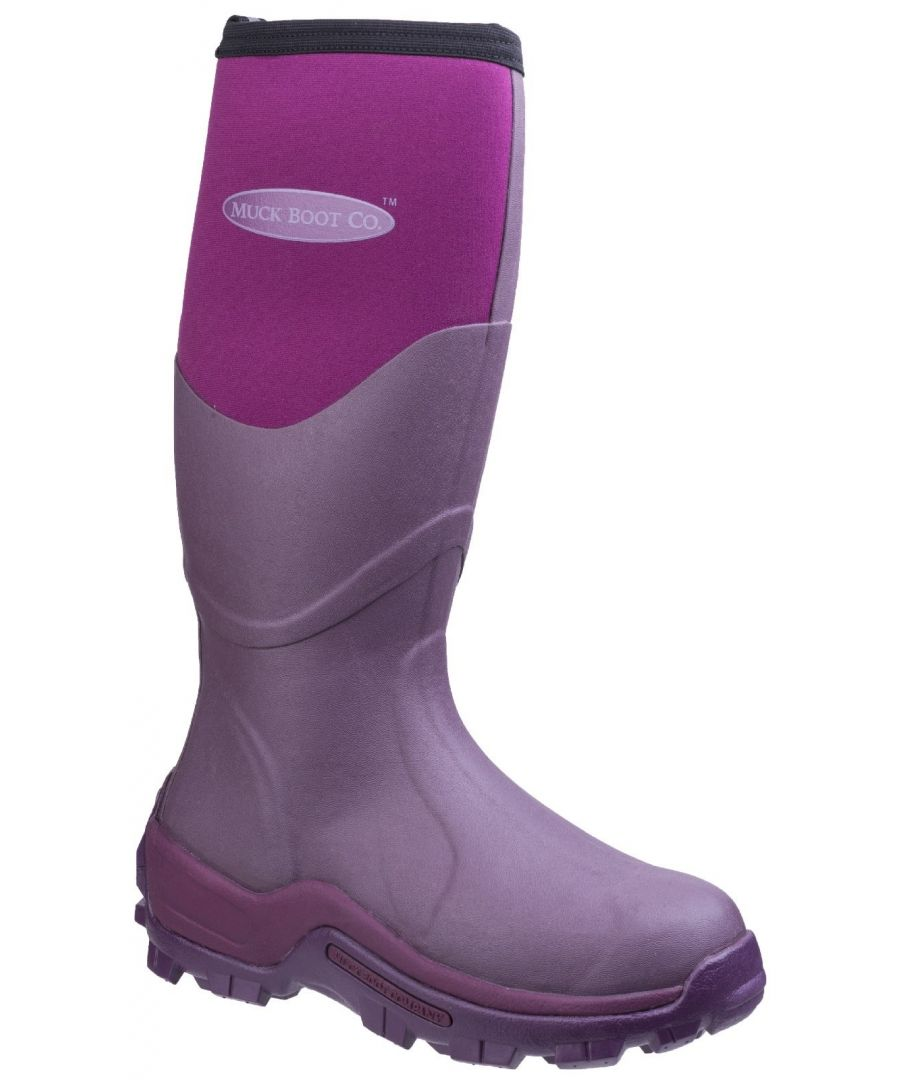 Image for Greta Commercial-Grade Field Boot
