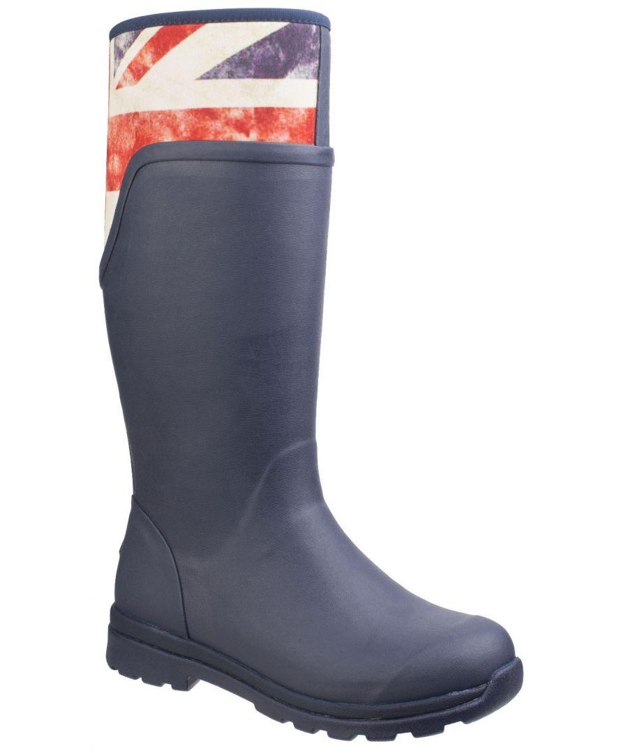 Image for Cambridge Tall Versatile Premium Rain Boot