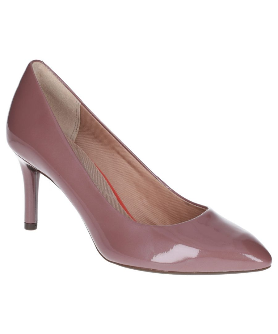 Image for Total Motion Pointy Toe Stiletto Shoe