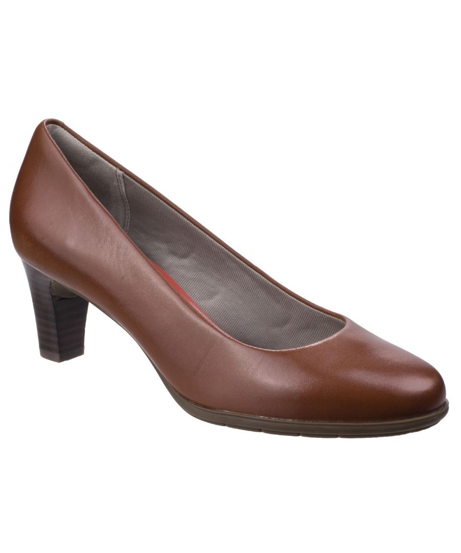 Image for Melora Plain Pump Shoe