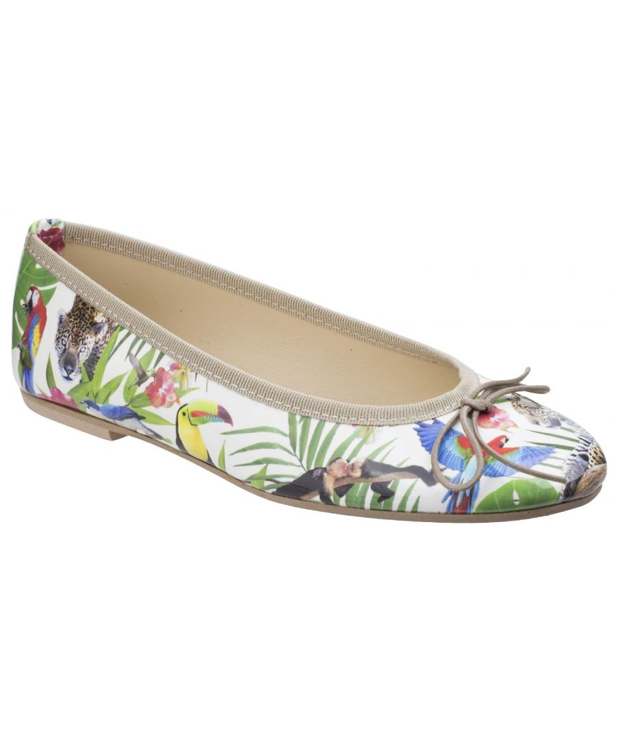 Image for Allessia Ballet Flats