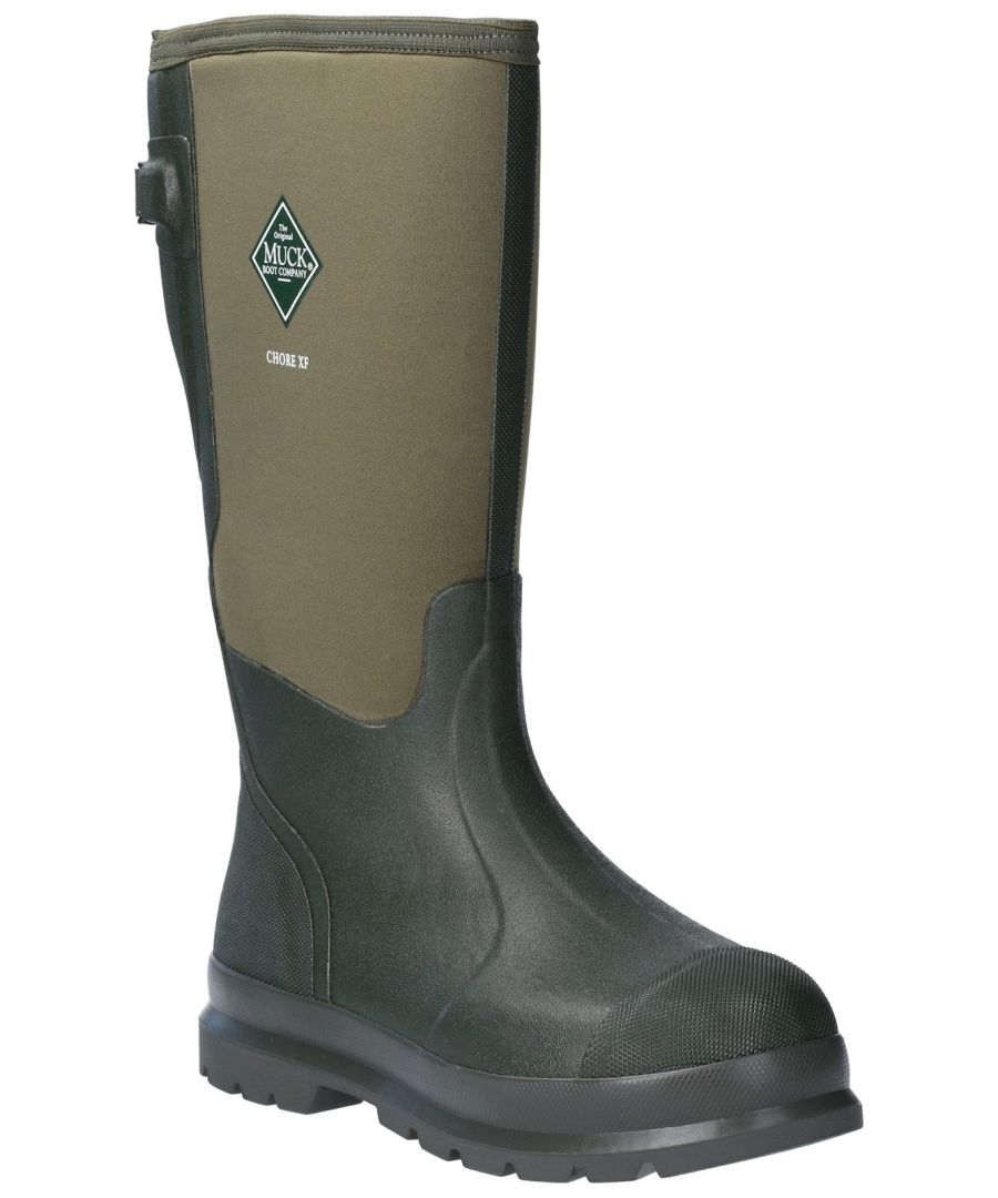 Image for Chore XF Gusset Classic Work Boot